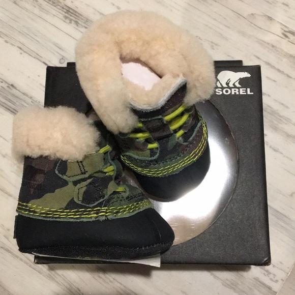 Sorel Shoes   Nwt Sorel Baby Boots